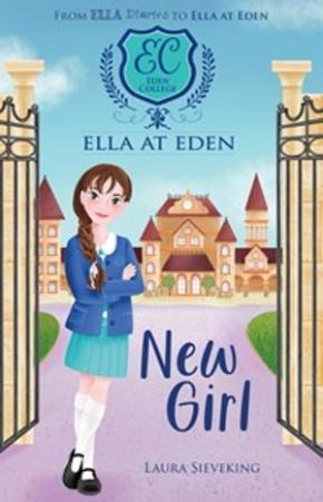 New Girl: Ella at Eden #1