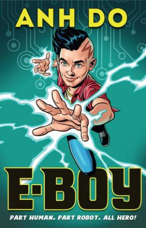 Lightning Strike: Eboy, Book 1