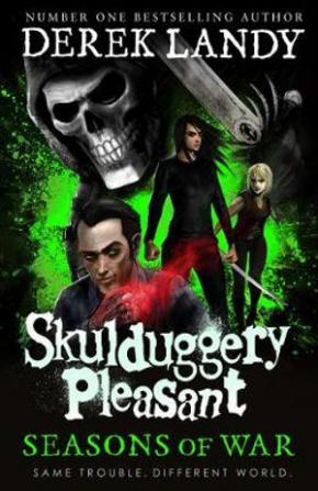 Seasons of War: Skulduggery Pleasant, Book 13