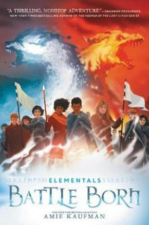 Battle Born: Elementals, Book 3
