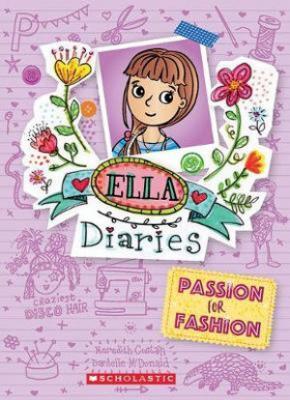 Passion for Fashion: Ella Diaries, Book 19