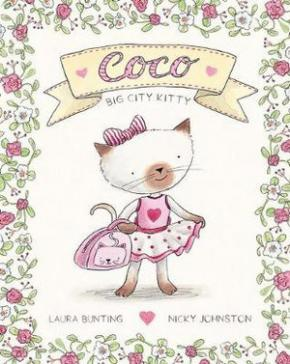 Coco: Big City Kitty