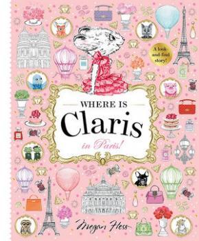 Where is Claris: In Paris