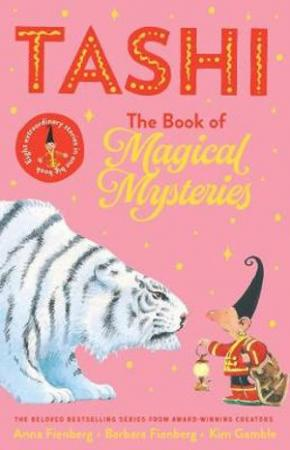Book of Magical Mysteries: Tashi Collection 3