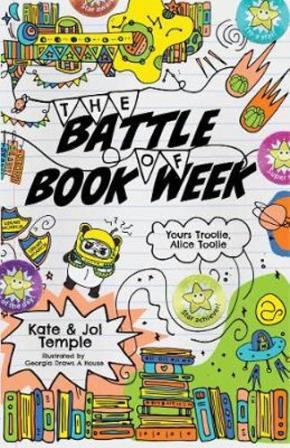 Battle of Book Week: Yours Troolie, Alice Toolie, Book 3
