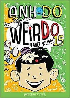 Planet Weird: WeirDo, Book 15