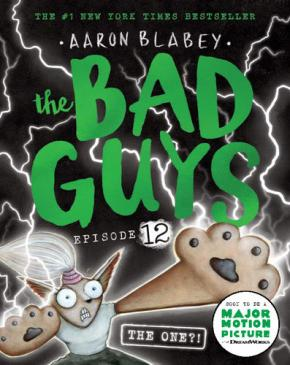 The One?! The Bad Guys episode 12