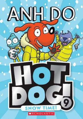 Snow Time!: Hotdog, Book 9