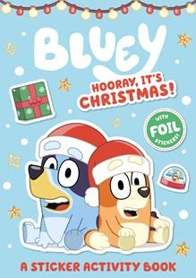 Hooray, it's Christmas!: A Sticker Activity Book