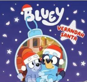 Verandah Santa: A Christmas Book