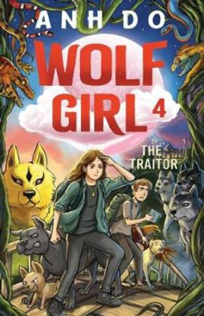 Traitor: Wolf Girl, Book 4