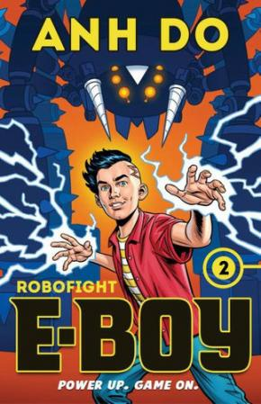 Robofight: E-Boy, Book 2