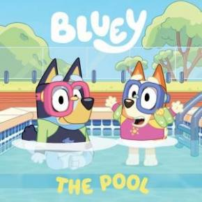 The Pool: A Board Book