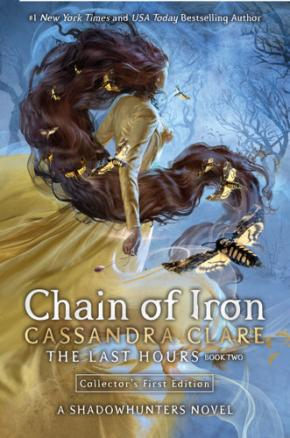 Chain of Iron: The Last Hours, Book 2