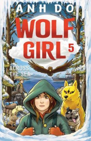 Across the Sea: Wolf Girl, Book 5