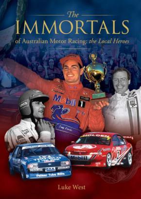 Immortals Of Motor Racing