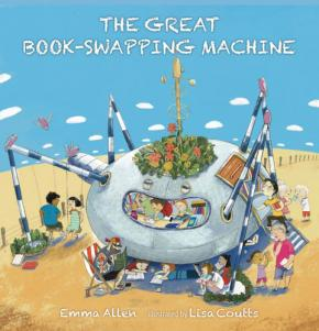 The Great Book-Swapping Machine