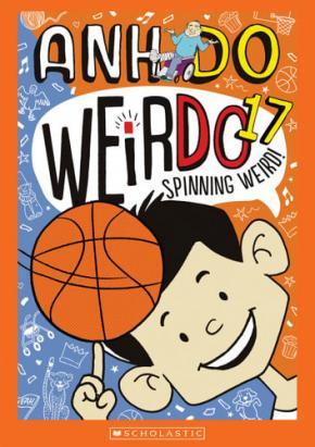 Spinning Weird: WeirDo, Book 17