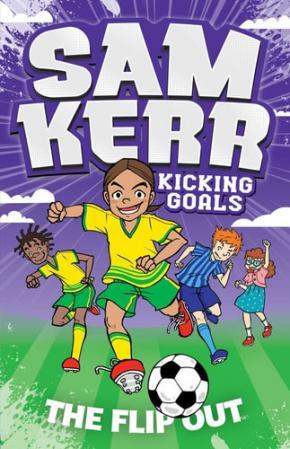 The Flip Out: Sam Kerr Kicking Goals